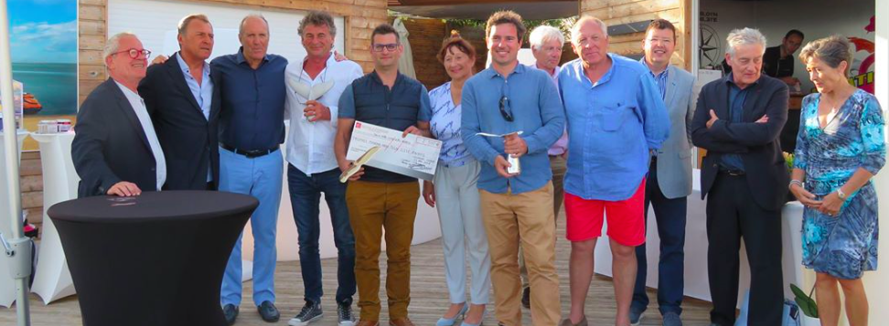 Aqua-Module remporte le prix de l'Innovation au salon Marina High Tech