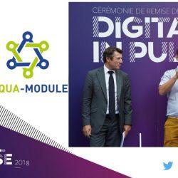 Lauréat de Digital In Pulse